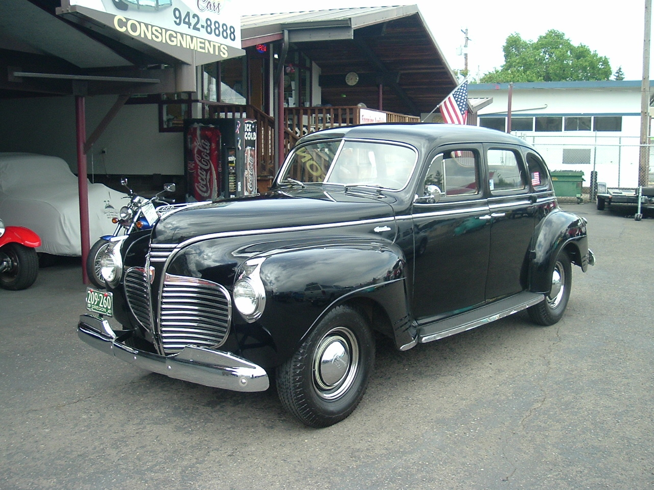 Index Of Images 1941 Plymouth 4dr Sedan Black Special Deluxe Coupe