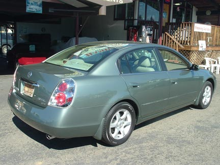 Index Of Images2005 Nissan Altima Green